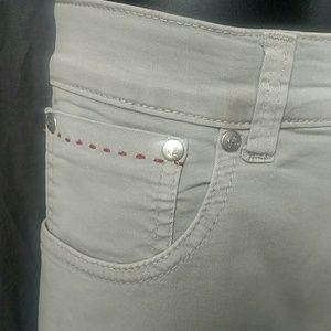 Isaia Jeans - Isaia Napoli Gray Denim Jeans Men's Size 40 US